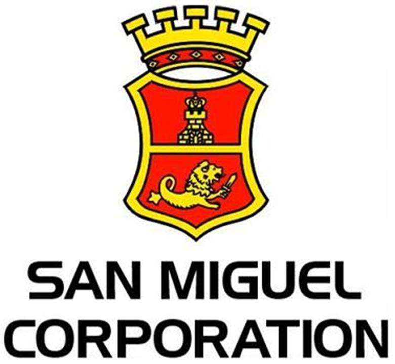 san miguel corporation and andres soriano corporation